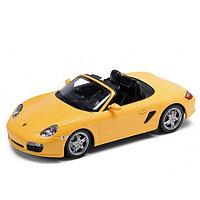 Игрушка модель машины 1:24 Porsche Boxster S, convertible., фото 1