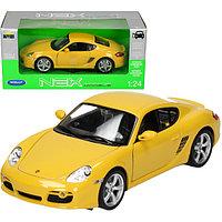 Игрушка модель машины 1:24 Porsche Cayman S, фото 1