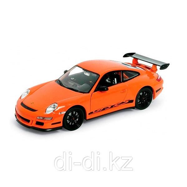 Игрушка модель машины 1:24 PORSCHE 911 (997) GT3 RS