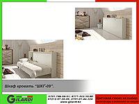 Шкаф-кровать трансформер горизонтальная