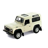 Игрушка модель машины 1:24 Land Rover Defender, фото 1