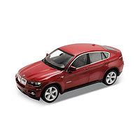 Игрушка модель машины 1:24 BMW X6, фото 1