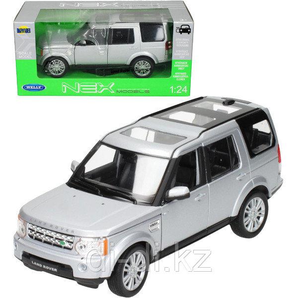 Игрушка модель машины 1:24 Land Rover Discovery 4