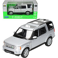 Игрушка модель машины 1:24 Land Rover Discovery 4, фото 1