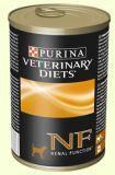 Purina Veterinary Renal Canine NF Лечебный влажный корм для собак при патологии почек, 400г, фото 1