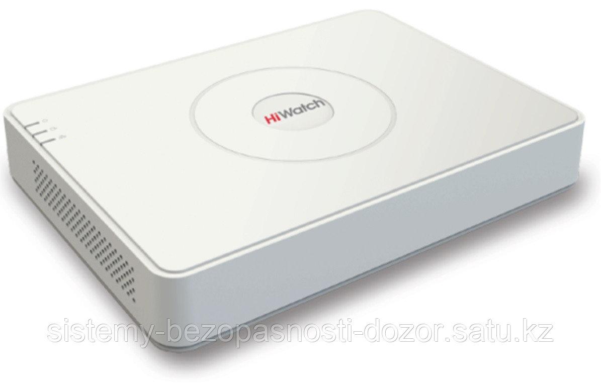 Видеорегистратор HiWatch DS-N104P