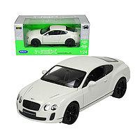 Игрушка модель машины 1:24 Bentley Continental Supersports, фото 1