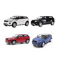 Игрушка модель машины 1:24 Range Rover Evoque, фото 1