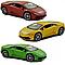 Игрушка модель машины 1:24 Lamborghini Aventador, фото 2