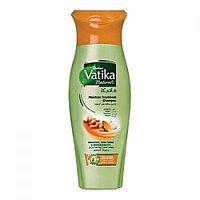 """Шампунь для волос """"Увлажнение"""" VATIKA Dabur 400ml"""