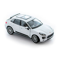 Игрушка модель машины 1:24 Porsche Macan Turbo, фото 1