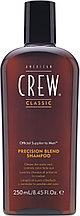 Шампунь для окрашенных волос American Crew Precision Blend Shampoo 250 мл.