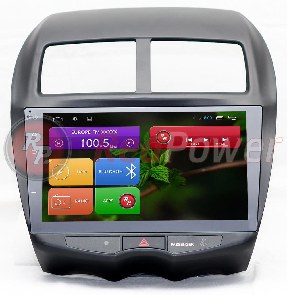 Автомагнитола Redpower ASX 2010-2012 на Android 6