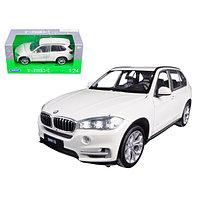 Игрушка модель машины 1:24 BMW X5, фото 1