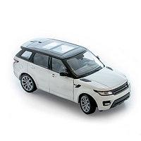 Игрушка модель машины 1:24 Land Rover Range Rover Sport, фото 1