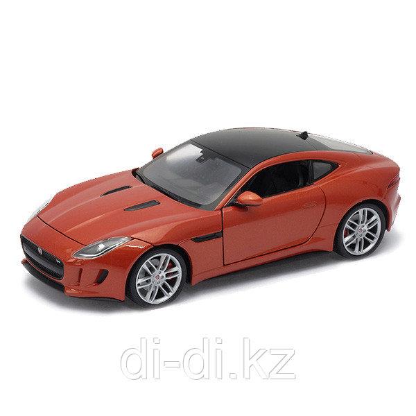 Игрушка модель машины 1:24 Jaguar F-Type