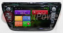 Автомагнитола Suzuki SX-4 на Android