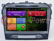 Автомагнитола Suzuki Grand Vitara 2016 OS Android
