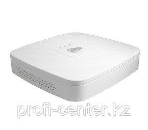 NVR2104-P-S2  (4 Poe) 4 канальный Smart 1U 4PoE сетевой видеорегистратор; Видео сжатие: H.264+ / H.2