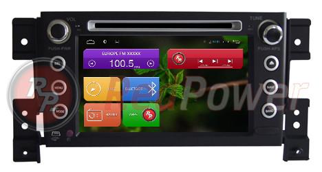 Автомагнитола Redpower  Suzuki Grand Vitara на Android 6