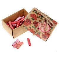 """Пожелания в коробке """"Мамочке"""", 30 свитков, фото 1"""