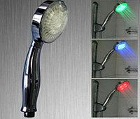 Душевая лейка LED
