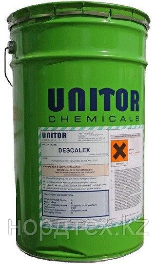 Очиститель накипи и ржавчины DESCALEX 25 KG