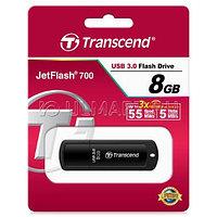 USB Флеш 8GB 3.0 Transcend TS8GJF700 черный