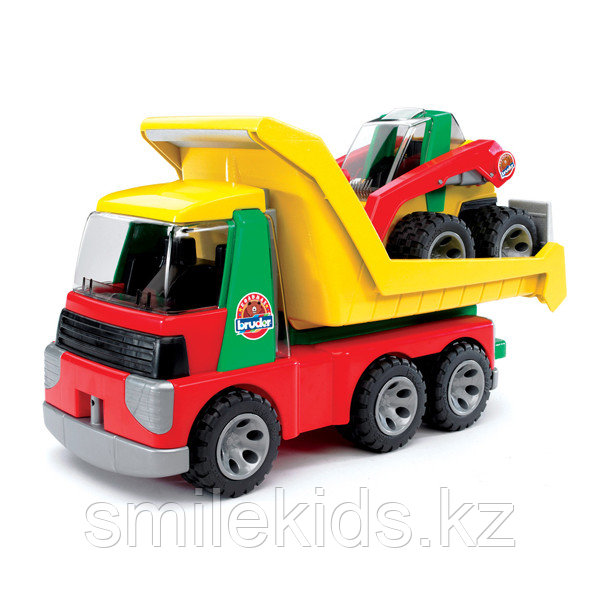 Игрушечный грузовик с Погрузчиком ROADMAX