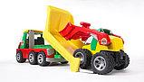 Игрушечный грузовик с Погрузчиком ROADMAX, фото 2