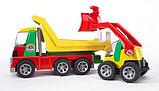Игрушечный грузовик с Погрузчиком ROADMAX, фото 3