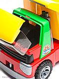 Игрушечный грузовик с Погрузчиком ROADMAX, фото 4