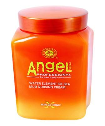 Питательный крем с замороженной морской грязью, 1000 мл.  Angel Professional