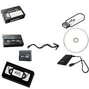 Перезапись (оцифровка) видеокассет на DVD/USB флеш 500тг/час. (Алматы, пр.Аль-Фараби угол Сейфуллина)