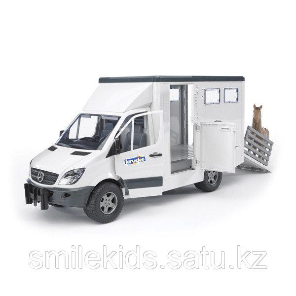 Игрушечный фургон с лошадью MB Sprinter