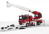 Пожарная машина Scania, фото 2