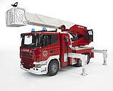 Пожарная машина Scania, фото 3