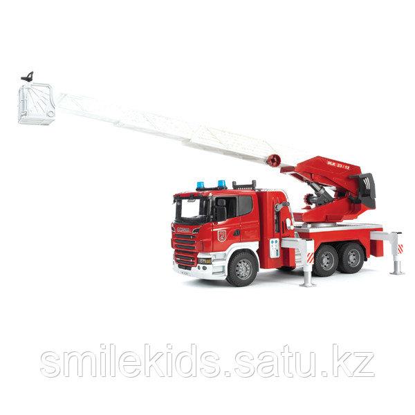 Пожарная машина Scania