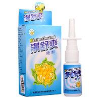 Спрей детский для носа с прополисом и ромашкой BISHUSHUANG., фото 1