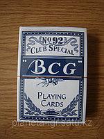 Карты Игральные BSG92 ламинированный картон