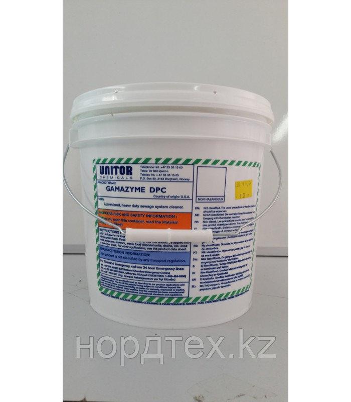 Биологический очиститель канализации GAMAZYME DPC 4.0 KG