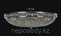 Люстра потолочная Preciosa, Чехия CB0524/00/015 NIKEL