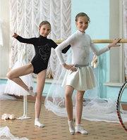 Купальник гимнастический для девочек (боди) SGB 200804