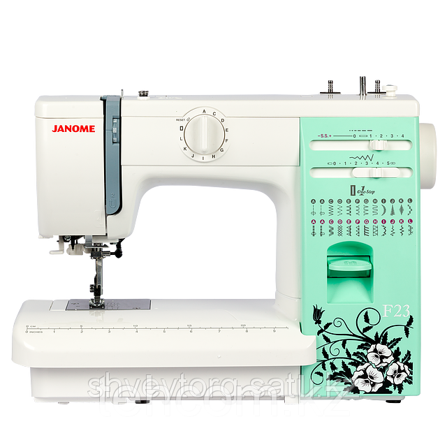 Швейная машина Janome F23.