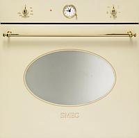 Духовой шкаф Smeg SF800P кремовый