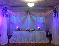 Оформление свадьбы с ресторане Жалын