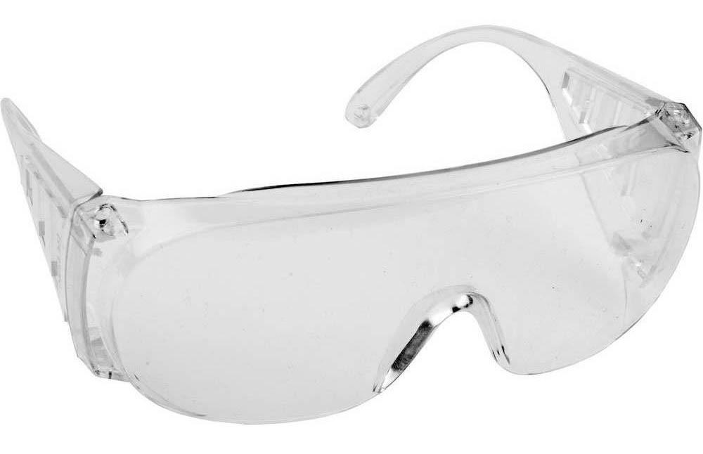 Очки ультрафиолетовые защитные прозрачные (UV400)