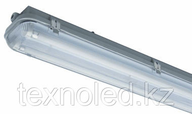 Светотодиодный светильник IP 65 2*18W(с лампами)