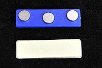 Магнит для бейджиков 4,5*1,2 см