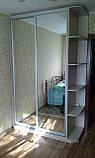 Шкаф-купе с боковыми полочками, фото 2